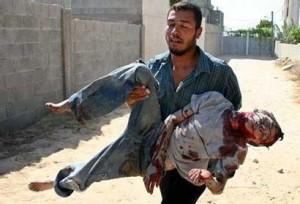 Palestinien tué