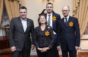 Nuland-Klitschko-Yatsenyuk-all-Jews