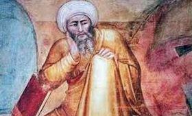 Ibn Rochd, plus connu sous le nom d'Averroès.